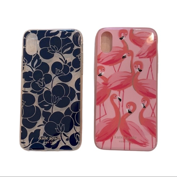 2 Kate Spade iPhone X/XS Cases